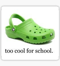 crocs Sticker