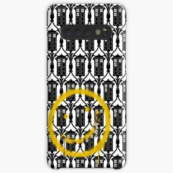 WhoLocked Wallpaper Samsung Galaxy Snap Case