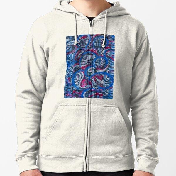 Untitled 3 Zipped Hoodie