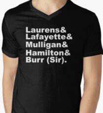Hamilton Revolutionaries (white) T-Shirt