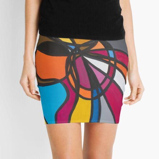 United Colors Mini Skirt
