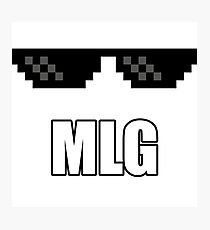 MLG Photographic Print