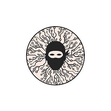 NinjaTee by bigpepperdog