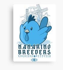 Kakariko Breeders Canvas Print