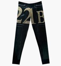 221B Baker Street Leggings