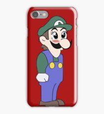 Kawaii Weegee - Luigikid iPhone Case/Skin