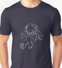 now we're lost in outer space (v.2) Unisex T-Shirt