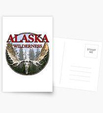 Alaska wilderness  Postcards