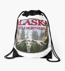 Alaska wilderness  Drawstring Bag
