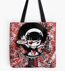 Gothic Painting Tote Bag