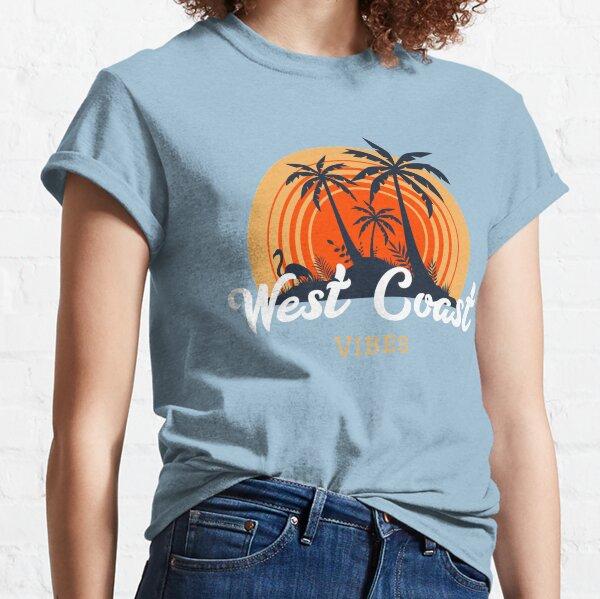 west coast vibes  Classic T-Shirt