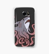 Cute Sharktopus Samsung Galaxy Case/Skin