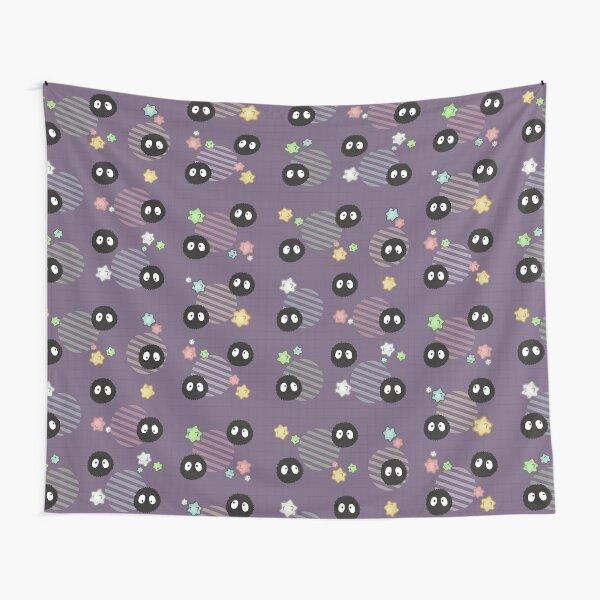 Soot Sprite Pattern {V2} Tapestry
