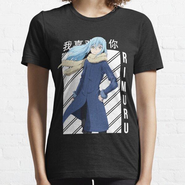 that time i got reincarnated as a slime - rimuru- Anime Essential T-Shirt