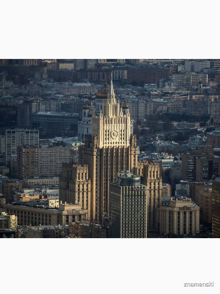 Russian Foreign Ministry, Ministry of Foreign Affairs of the Russian Federation by znamenski