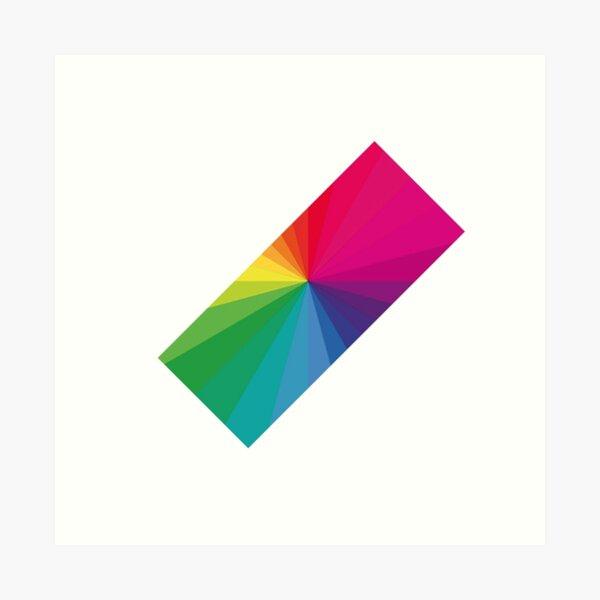 Jamie xx - Inverted Colour Art Print