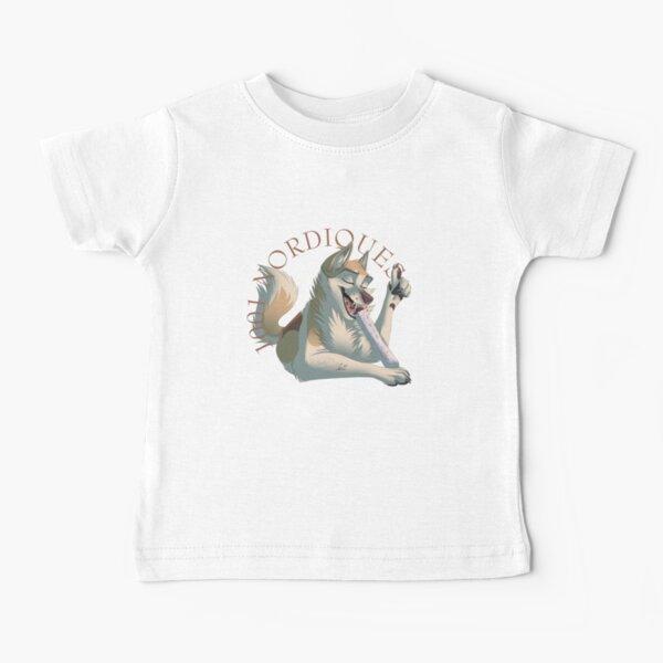 1001 nordiques - Haxo et le saucisson T-shirt bébé