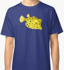 Fish: Yellow Boxfish Classic T-Shirt
