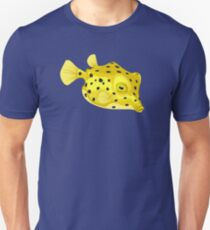 Fish: Yellow Boxfish T-Shirt