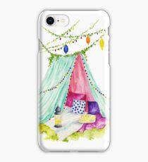 Spring Camping  iPhone Case/Skin