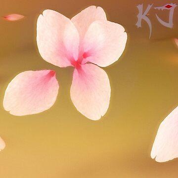 Cherry Blossom Petals by Kayden007