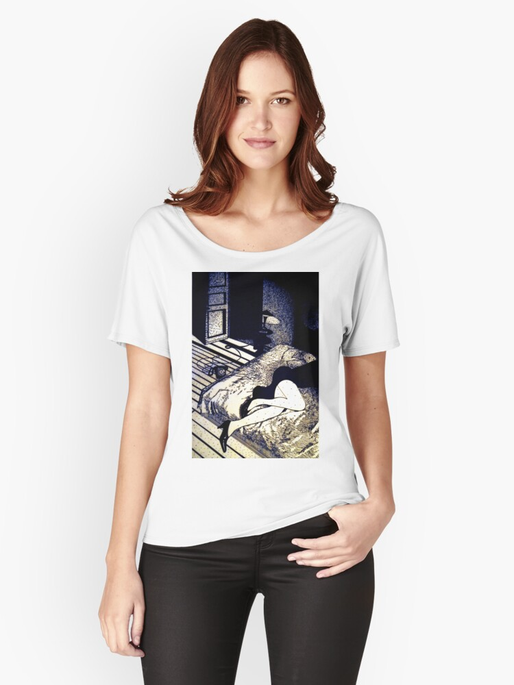 Dial M For Mistress Women's Relaxed Fit T-Shirt Front
