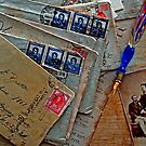 Old Letters by Michael J Armijo