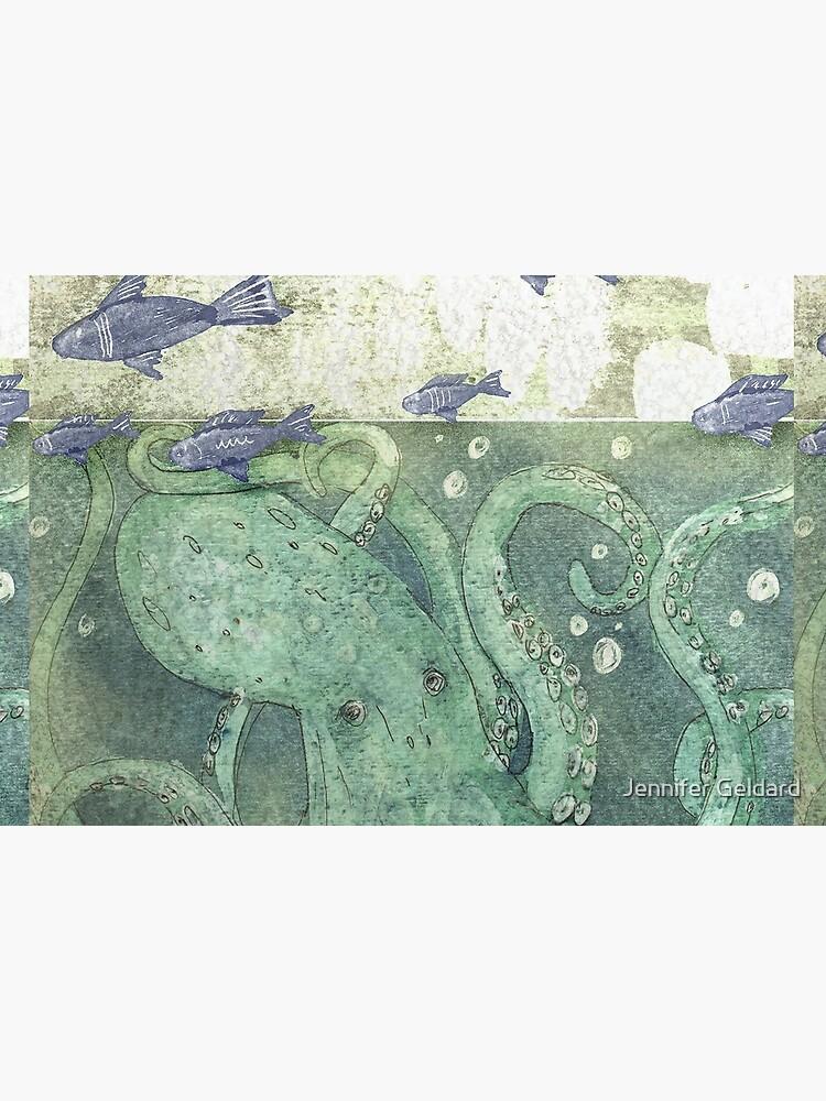 Here Be Monsters by JenniferGeldard