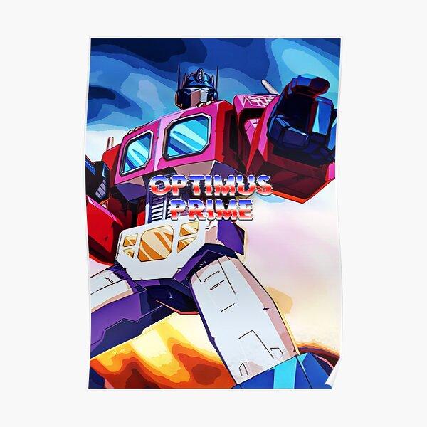 Autobot Leader Poster