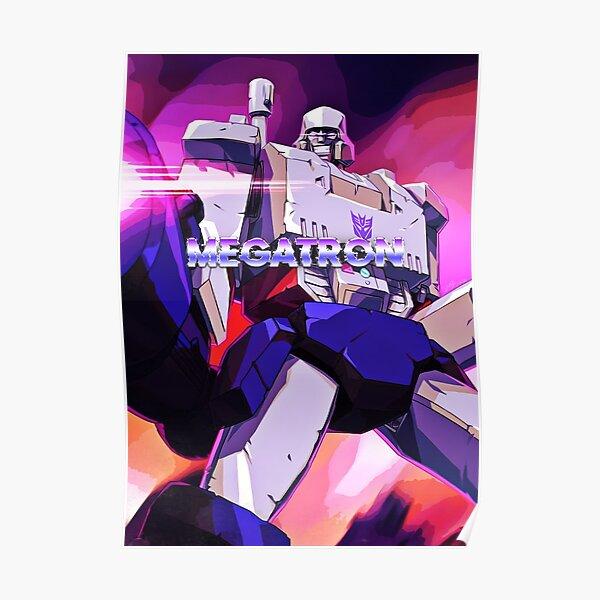Decepticon Leader Poster