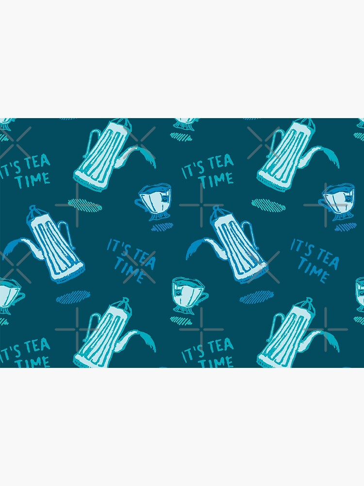Its Tea Time Patterns by cottonbutton