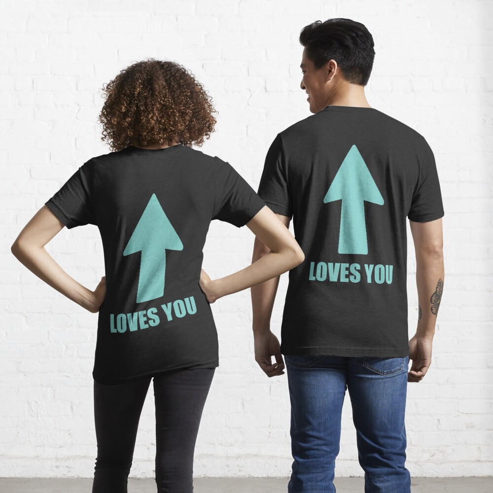 Loves you, Arrow Essential T-Shirt