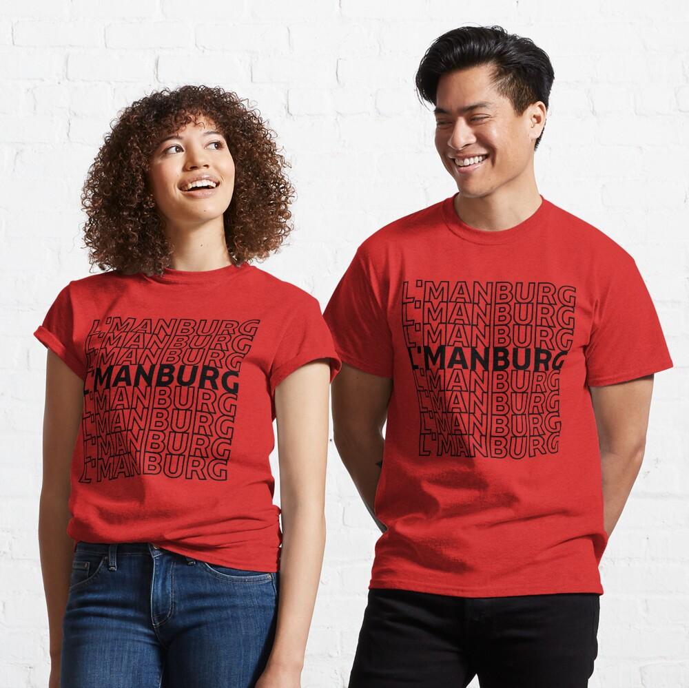 Repeated L'manburg Cute Classic T-Shirt