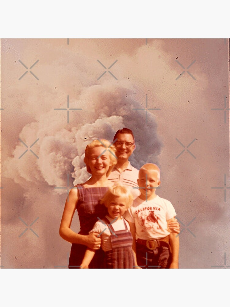 nuclear family  by scrawls-co