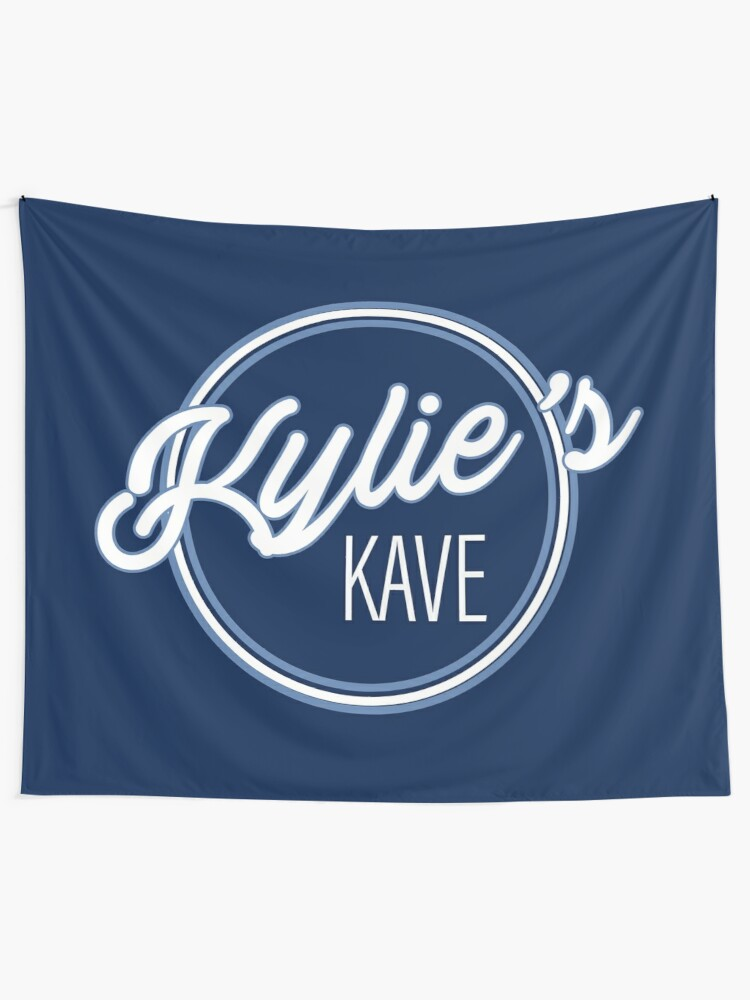 Alternate view of Kylie's Kave Tapestry
