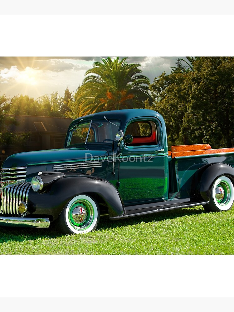 1946 Chevrolet Stepside Pickup by DaveKoontz
