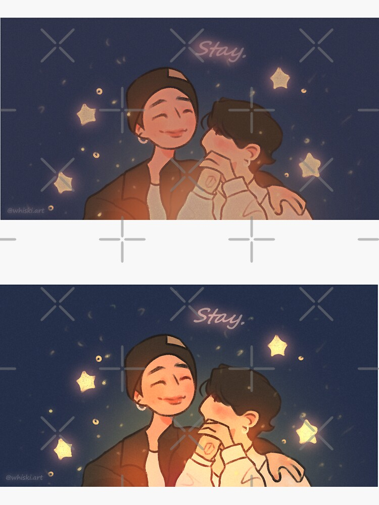 NAMKOOK STAY by whiskiart
