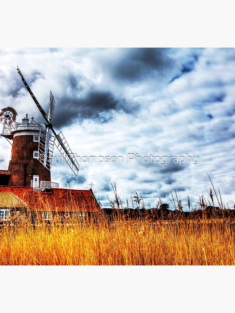 Cley Windmill at Cley next the Sea, Norfolk, England by tommysphotos