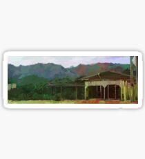 Dah Pindah Sticker