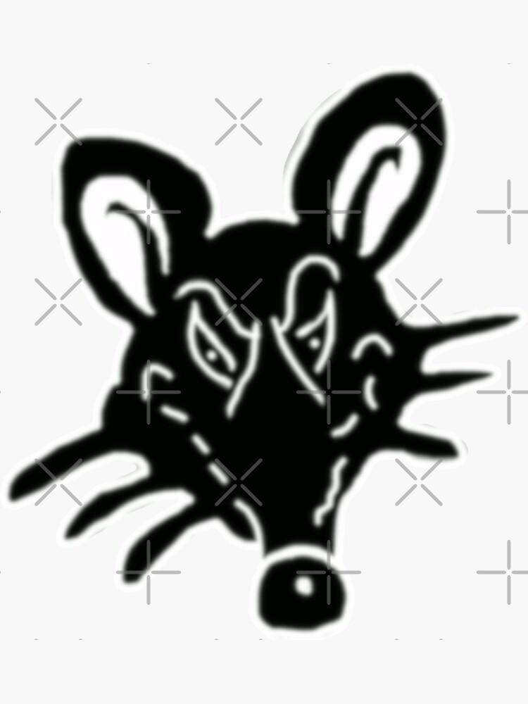 BLACK RAT by skanner30