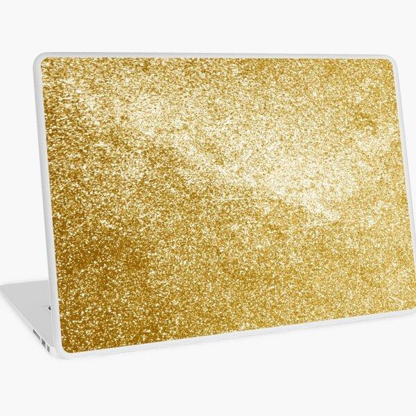 Rose Gold Metallic Glitter - V9 Laptop Skin
