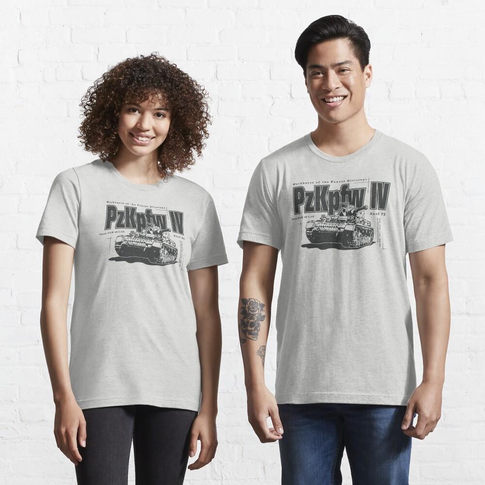 Panzer IV Essential T-Shirt