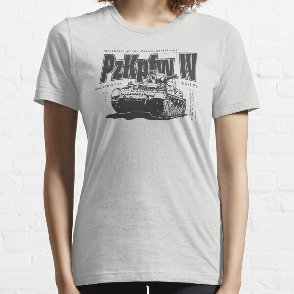 Panzer IV Essential T-Shirt