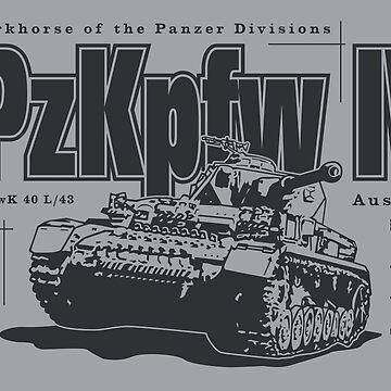 Panzer IV by b24flak