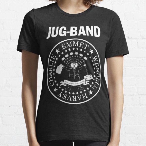 Bande de cruche T-shirt essentiel