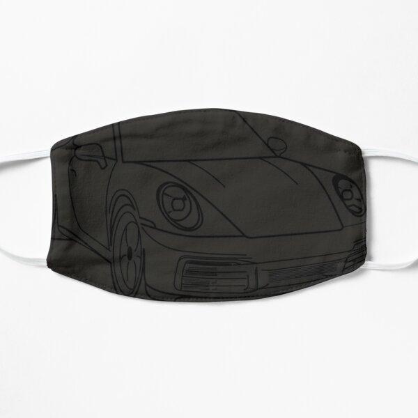 Porsche 911 Porsche 911992 Carrera 4s Masque sans plis