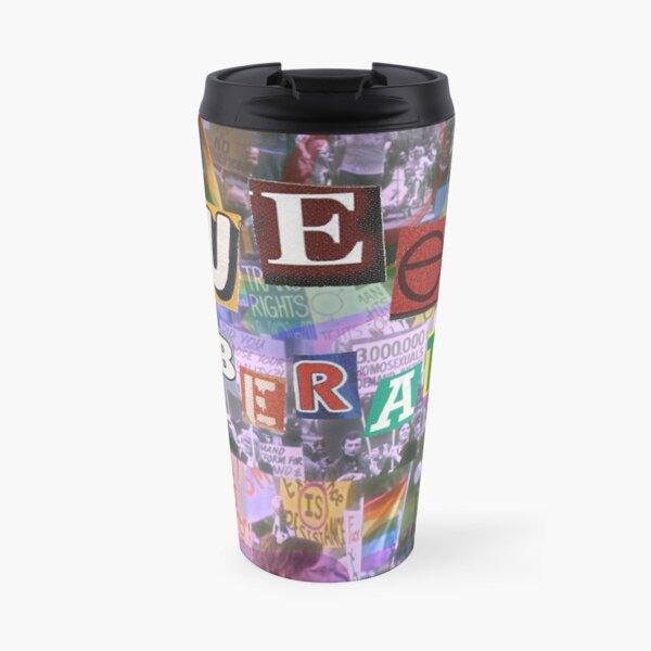 QUEER LIBERATION Travel Mug