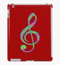 Psychedelic Music! iPad Case/Skin
