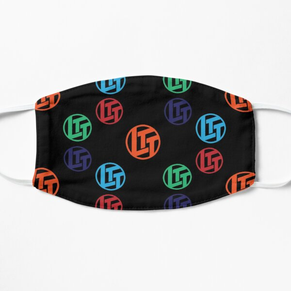 Ltt-LinusTechTips Logo Flat Mask