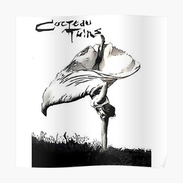 Cocteau Twins. Poster